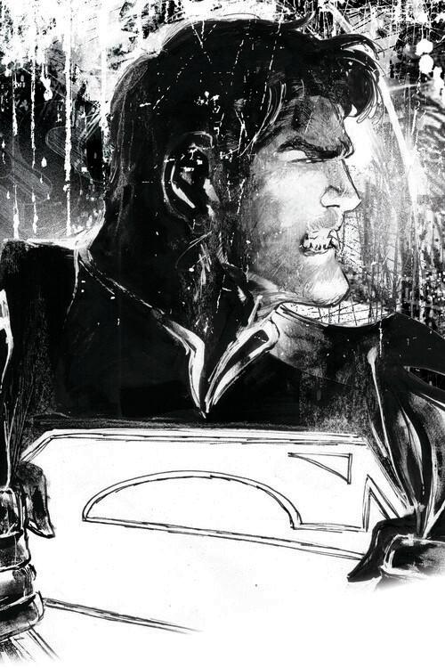 Wallpaper Mural Superman - Secret Identity