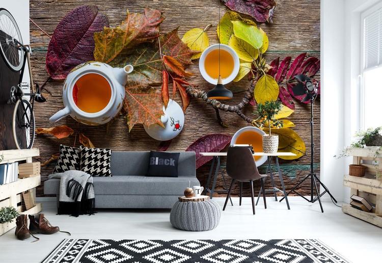 Tea Of September Wallpaper Mural