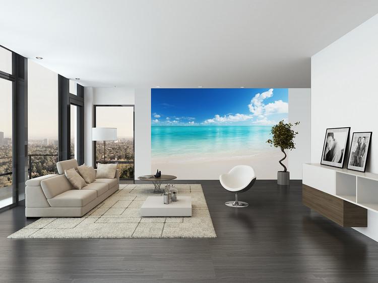 The Beach Wallpaper Mural