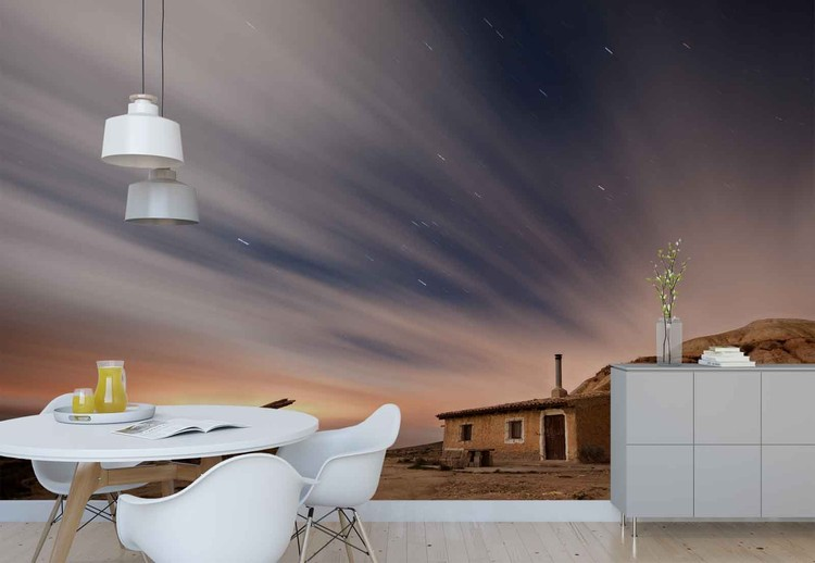 The Home Of The Stars Wallpaper Mural