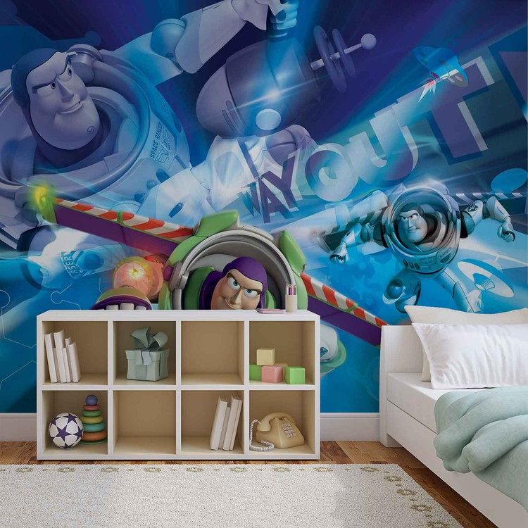 Toy Story Disney Wall Paper Mural Buy at Abposterscom