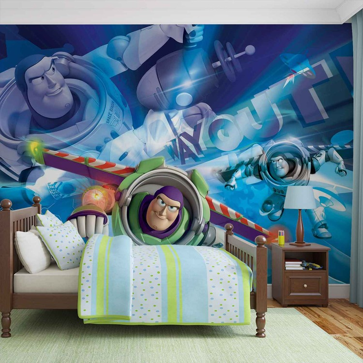 Toy Story Disney Wall Paper Mural | Buy at Abposters.com