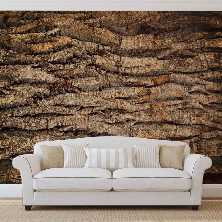 Tree Bark Wallpaper Mural