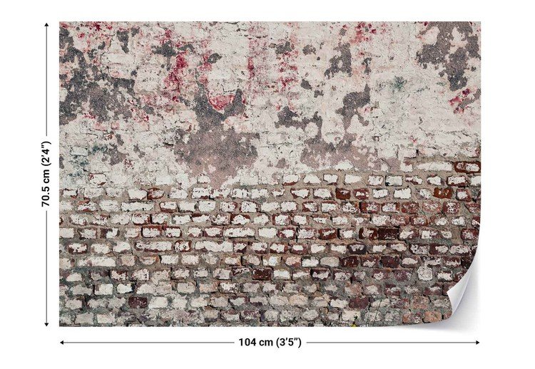 Urban Wall Wallpaper Mural
