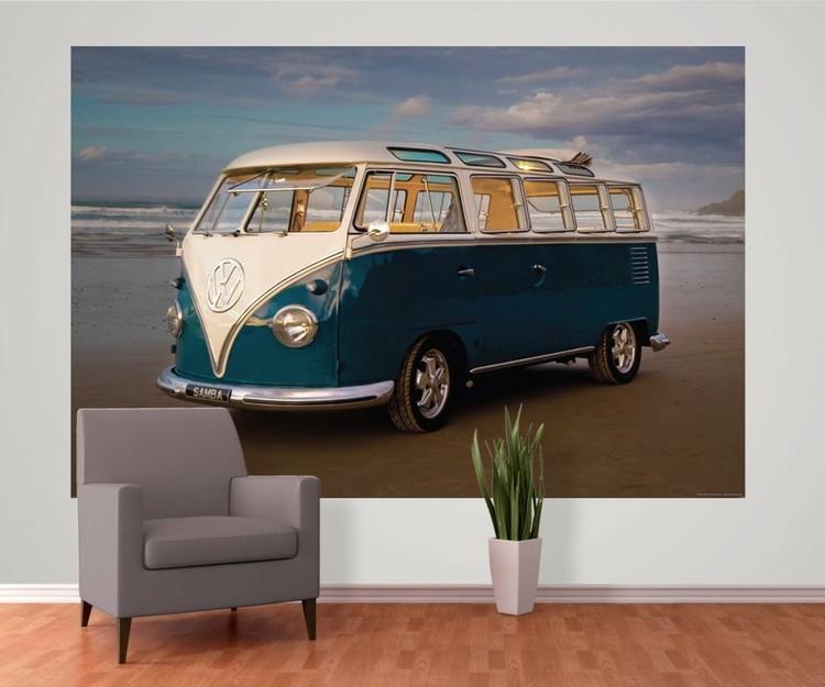 Buy Volkswagen: VW Volkswagen - Camper Wall Mural