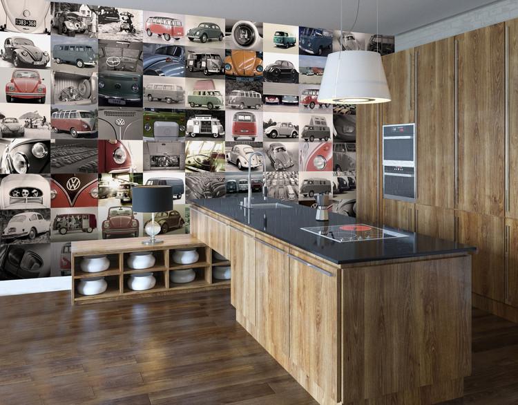 VW Volkswagen Wallpaper Mural