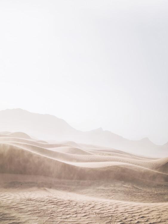 Wallpaper Mural Windy Desert