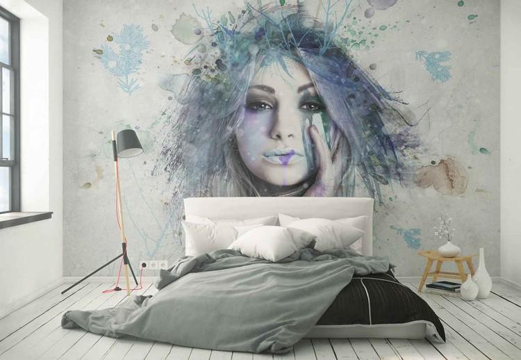 Winter Wallpaper Mural