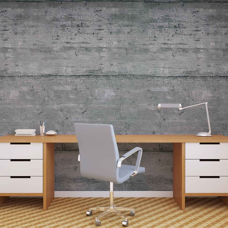 Wood Planks Wallpaper Mural