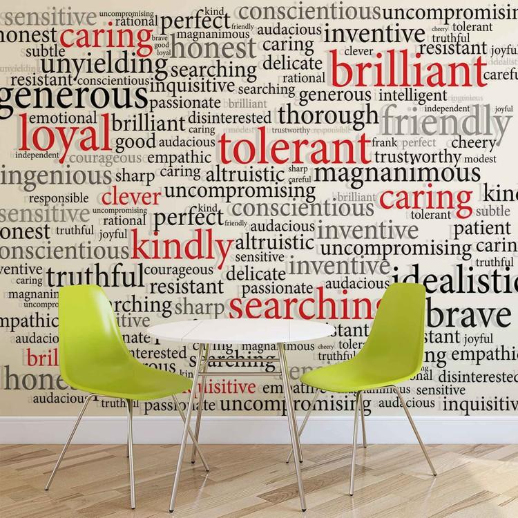 Words Motivational Wallpaper Mural