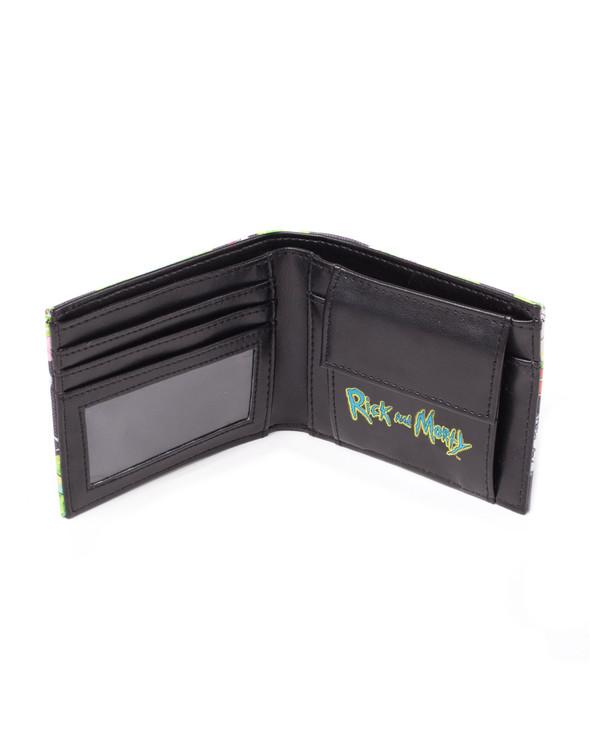 Wallet  Rick & Morty - Characters