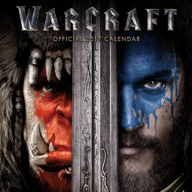 Wow Calendar 2022.Warcraft Wall Calendars 2022 Large Selection