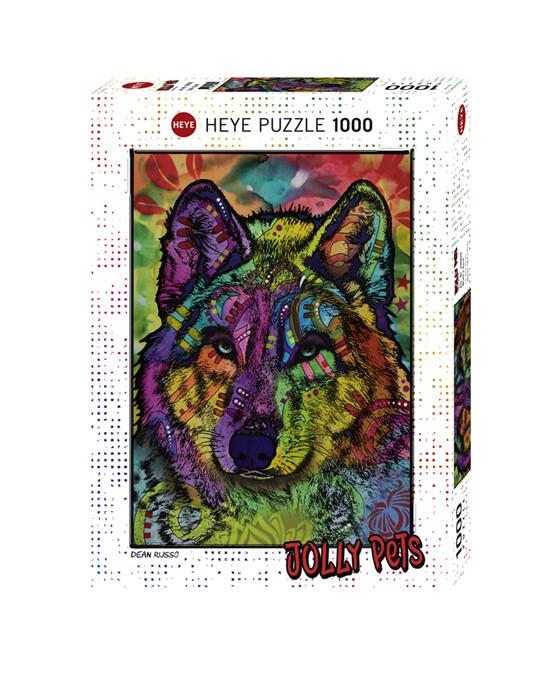 Puzzle Wolf's Soul