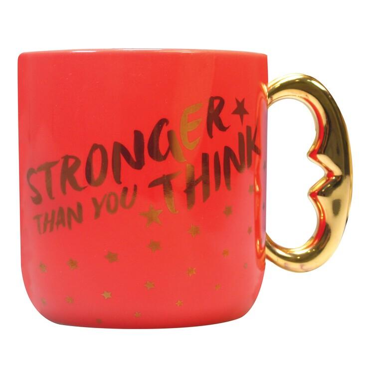 Mug Wonder Woman - Stronger Than You Think