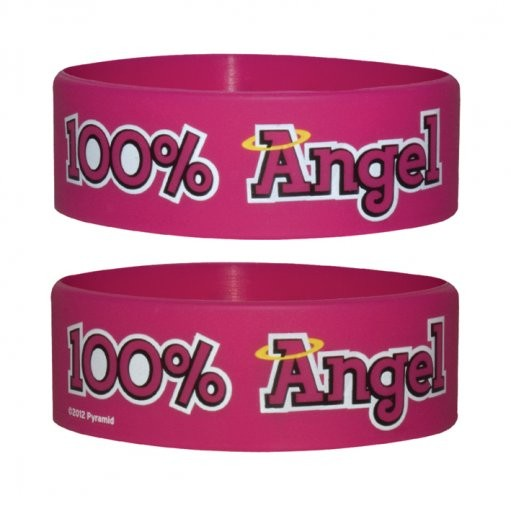 100% ANGEL Wristband