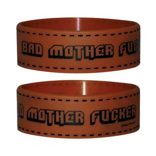 BAD MOTHER FUCKER Wristband