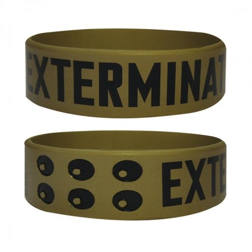 DOCTOR WHO - esterminate  Wristband