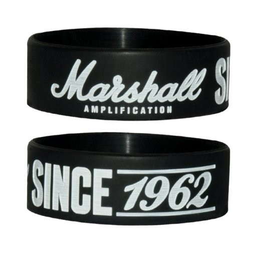 MARSHALL-since 1962 Wristband