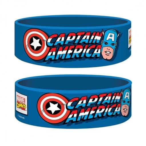 Marvel Retro - Captain America Wristband