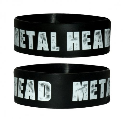 METAL HEAD Wristband