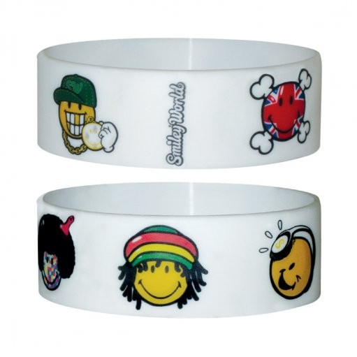 SMILEY - characters Wristband
