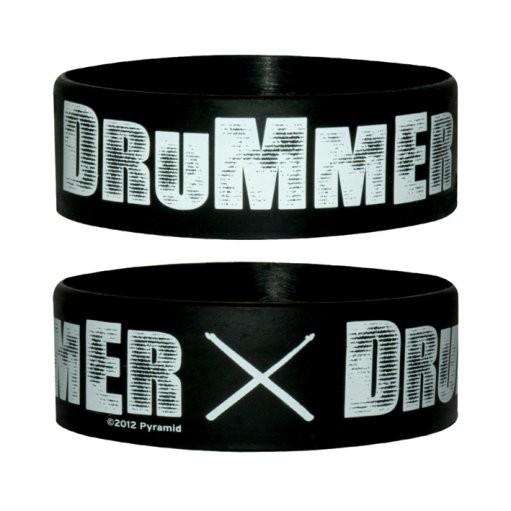 Band - Drummer Wristband