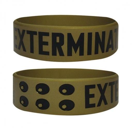 DOCTOR WHO - esterminate  Wristband