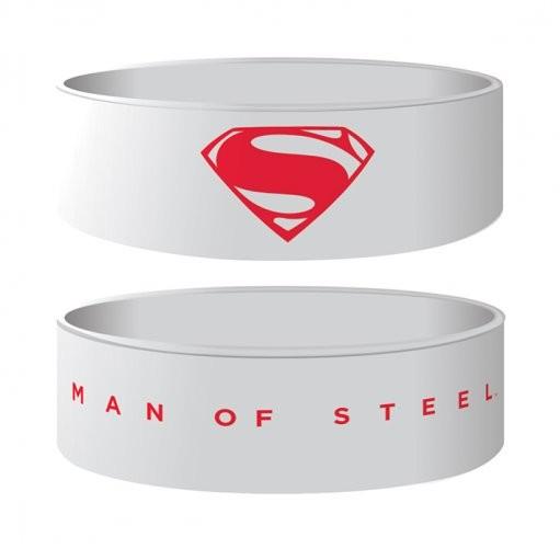 MAN OF STEEL - logo Wristband