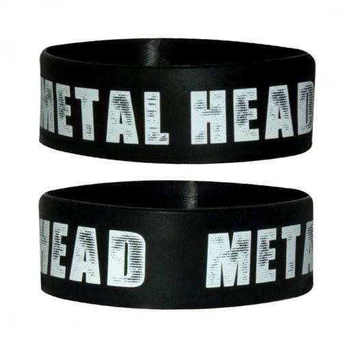 METAL HEAD Wristband