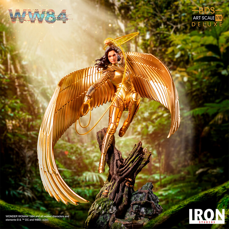Figurine WW84 - Wonder Woman (Deluxe)