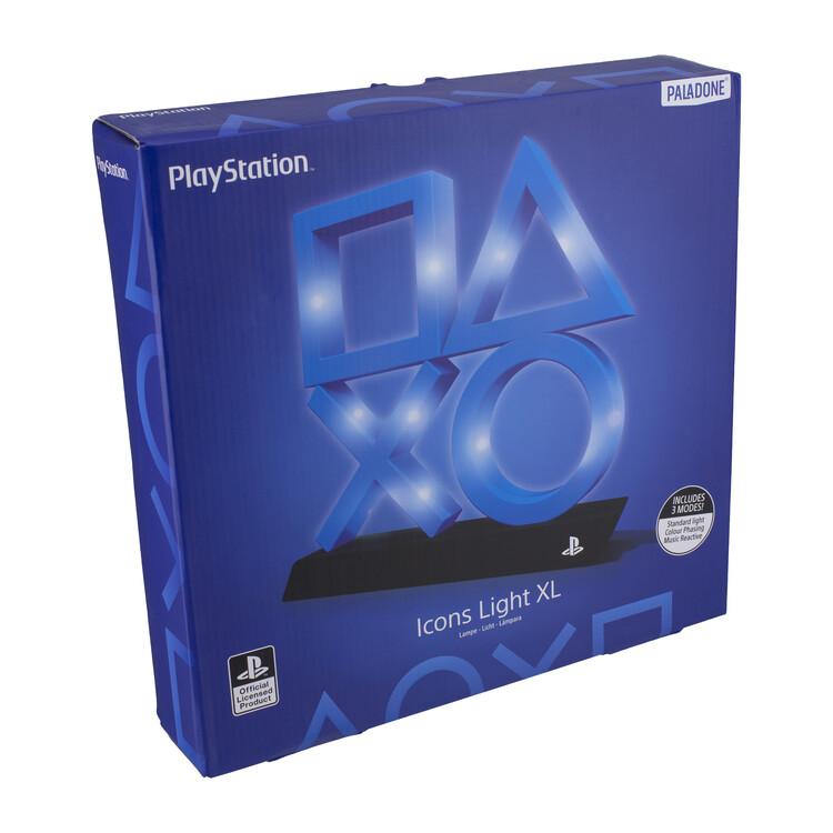 Glowing figurine XL Playstation 5