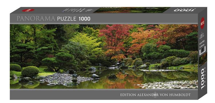 Puzzle Zen Reflection