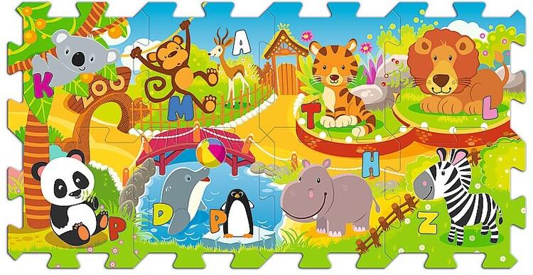 Puzzle ZOO Fun