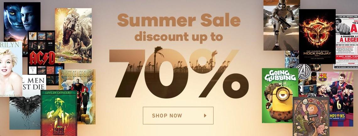 Sale - %