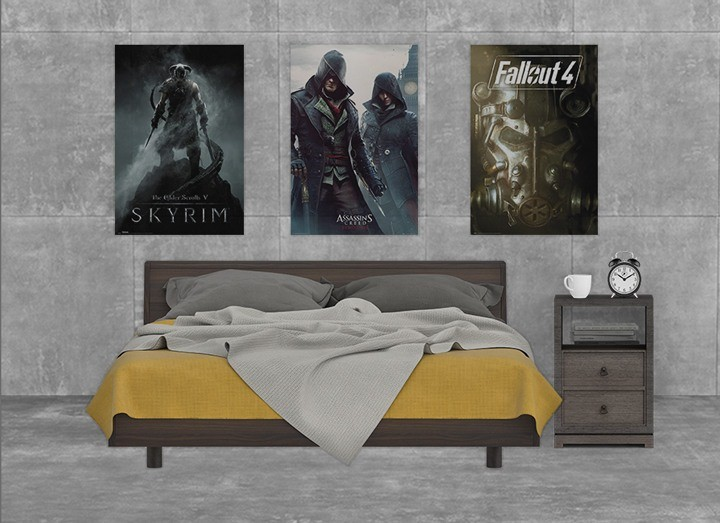 Gaming Posters