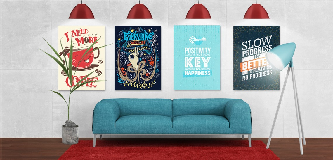 Motivational Posters & Quotes