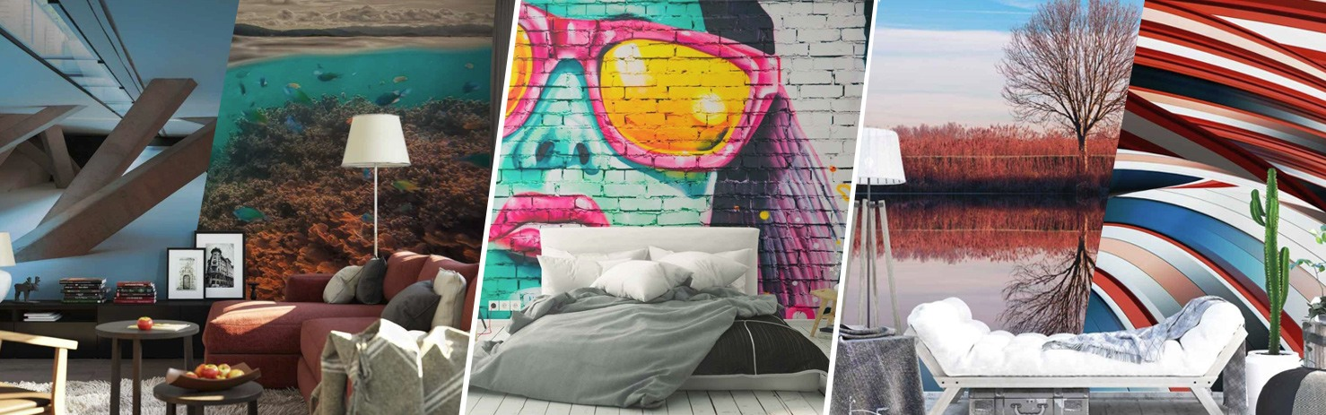 Wall Murals Wallpapers Buy Wall Murals Online at EuroPosters