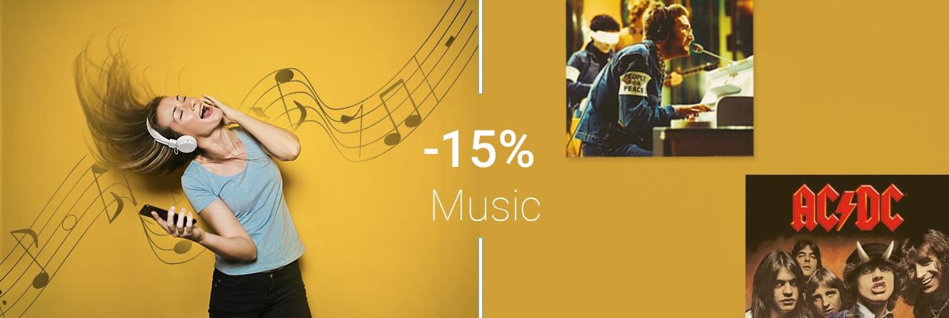 - 15 %
