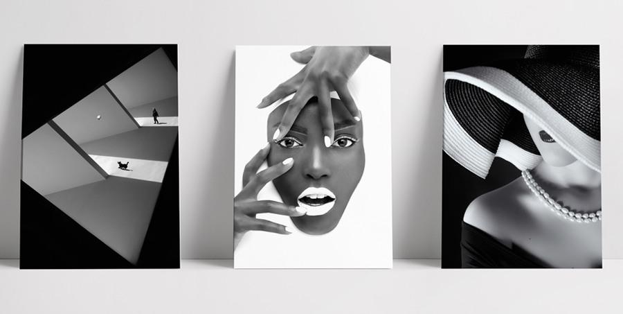 Black & White Tones